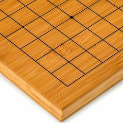 Bamboo Go Table Board, Goban, 0.8 of an Inch Thick