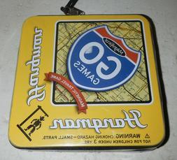 GO Magnetic Travel Game - Hangman