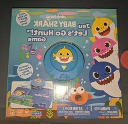 baby shark let s go hunt card