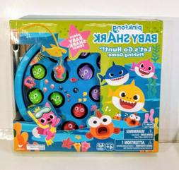 Baby Shark Let's Go Hunt Fishing Game With Baby Shark Song N