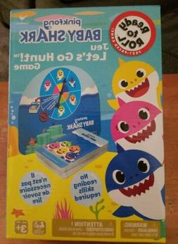 PinkFong Baby Shark Lets Go Hunt! Game.  **NEW**