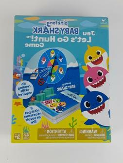 PinkFong Baby Shark Lets Go Hunt! Game.