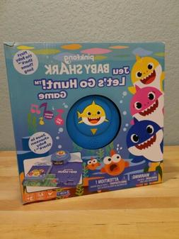 Pinkfong Baby Shark Lets Go Hunt Game - Plays Baby Shark Son