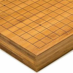 Bamboo Go Table Board , 2 Inches Thick