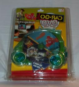 CAR GO DVD TRAVEL GAME DISNEY PIXAR FINDING NEMO TOY STORY A