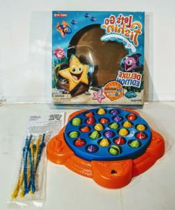 Deluxe Edition Let's Go Fishing Kids Game