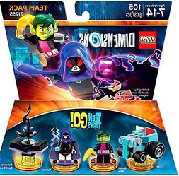 LEGO Dimensions teen titans go! team pack Set 71255 NEW