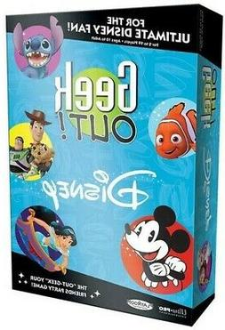 Disney Geek Out Party Game  Card Game