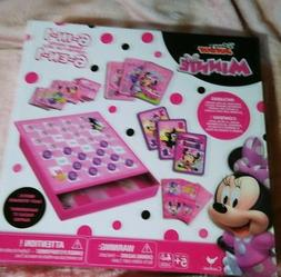 DISNEY JUNIOR MINNIE MOUSE 6 IN 1 GAME HOUSE Dominoes/checke