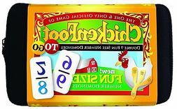 Dominoes To Go - Chicken Foot Fun Size Number Dominoes