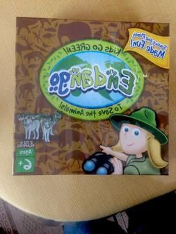 "Endango ""Kids Go Green"" Board Game by Elastic Earth - 2008 E"