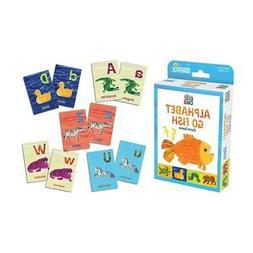 Eric Carle Alphabet Go Fish Card Game-