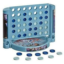 Frozen 2 Edition Connect 4 Grab and Go Travel Game