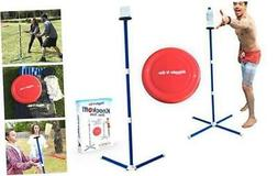 GIGGLE N GO Outdoor Games for Family - Yard Games for Adults
