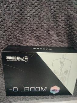 Glorious PC Gaming Race GO-BLACK 12000 DPI RGB Led Gaming Mo