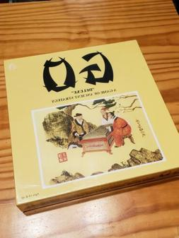 GO Deluxe A Game Of Oriental Strategy with Solid Wood Board