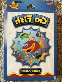 Go Fish Card Game for Kids ~ Special GIANT SIZE Edition ~ Un