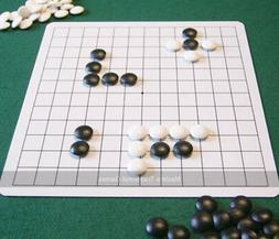Go Masters - Entry-Level Go Set - Plastic Board