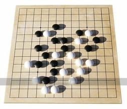 Go Masters - Entry-Level Go Set - Wood Board