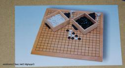 """Go Strategy Game 18"""" Board: from Wood Expressions, High Qual"""