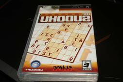 Go Sudoku Addictive Puzzle Game Soduko PSP NEW Sealed