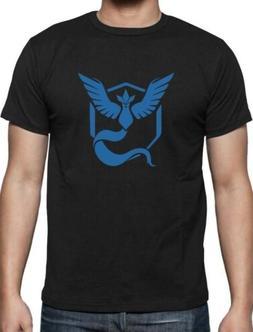 Go Team Mystic Gaming T-Shirt Gift