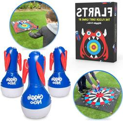 GIGGLE N GO Indoor Games or Outdoor Games for Family - Yard