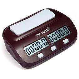 It can be used to Basicest chess clock digital display chess