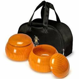 Jujube Go Game Bowls / Gosu