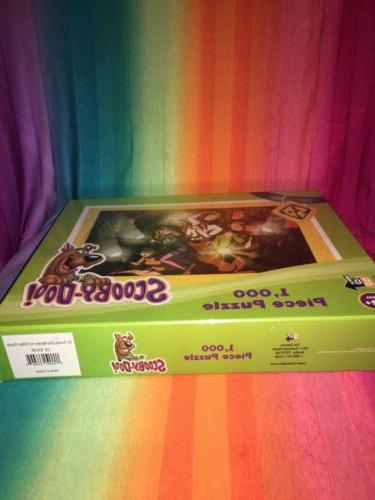 Go! 1000 Puzzle----Scooby Doo Sealed