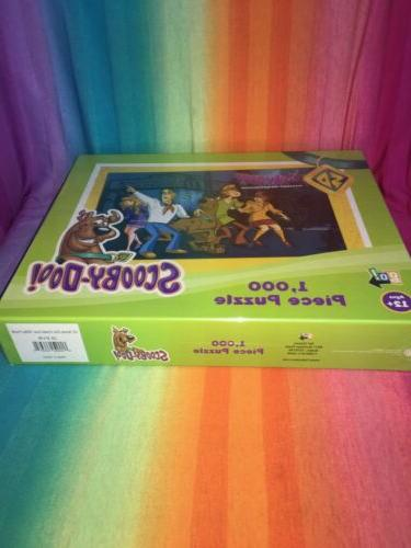 Go! 1000 Puzzle----Scooby Sealed**