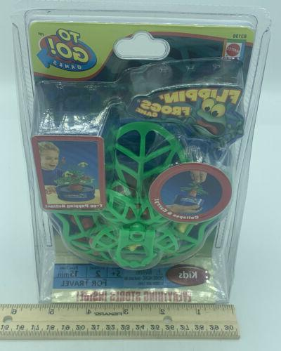 2009 Mattel To Go Game In Box