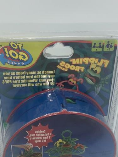 2009 Flippin Frogs To Go Game Brand In Box