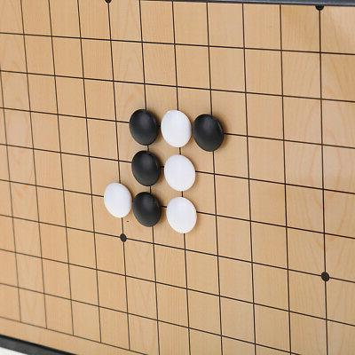 Baduk Board WeiQi Xiangqi Chess Magnetic ko