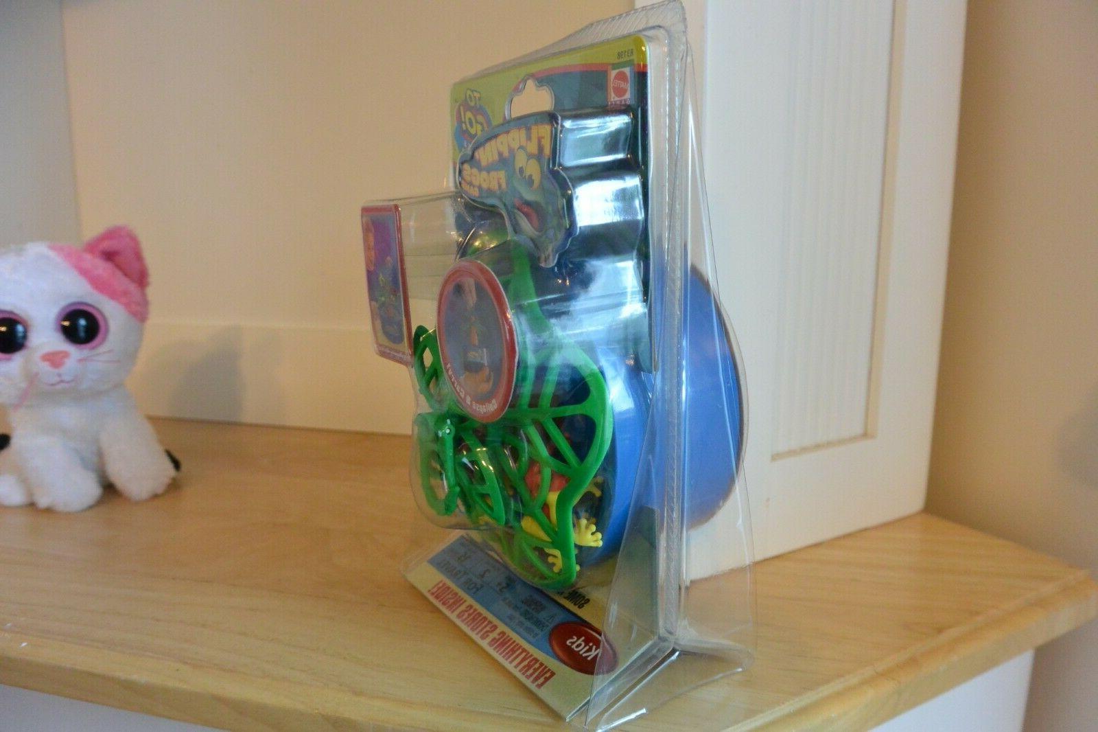 Mattel Frogs To Go Mini Brand New