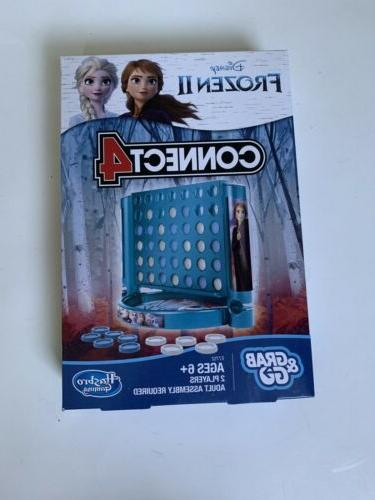 frozen 2 connect 4 grab and go