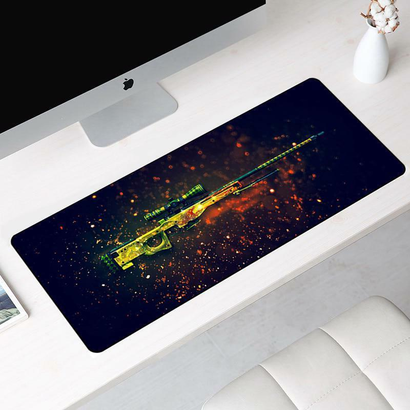 gaming mousepad gamer mouse mat game mouse