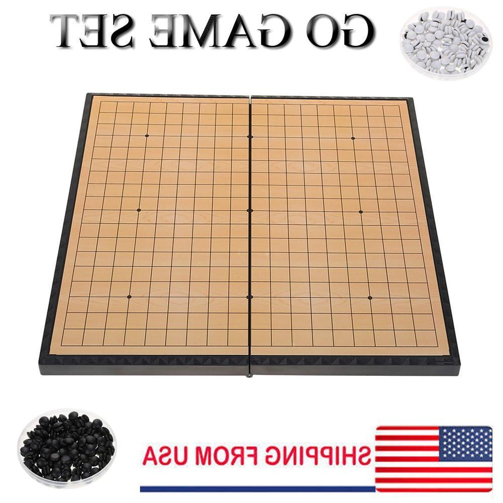 go game set travel weiqi baduk magnetic