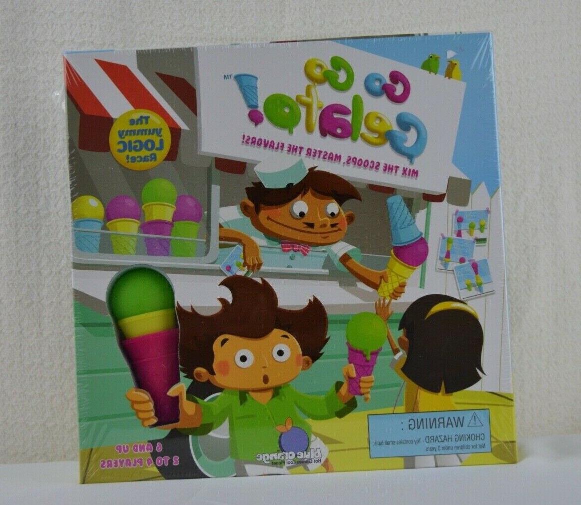 go go gelato game by brand new