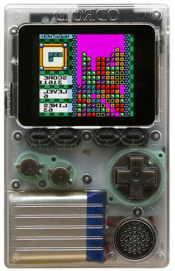 go open source handheld retro gaming kit