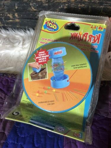 Mattel Ker Plunk Go! Game Ages ~