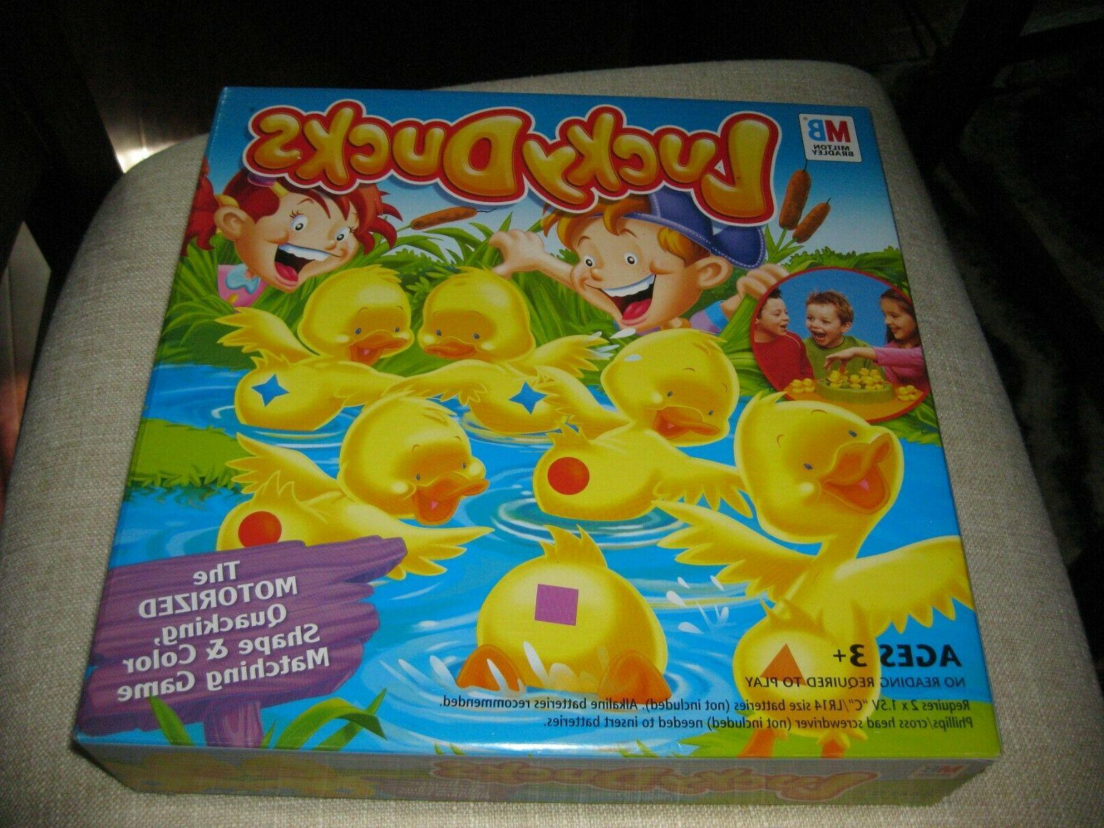 lucky ducks electronic merry go round game