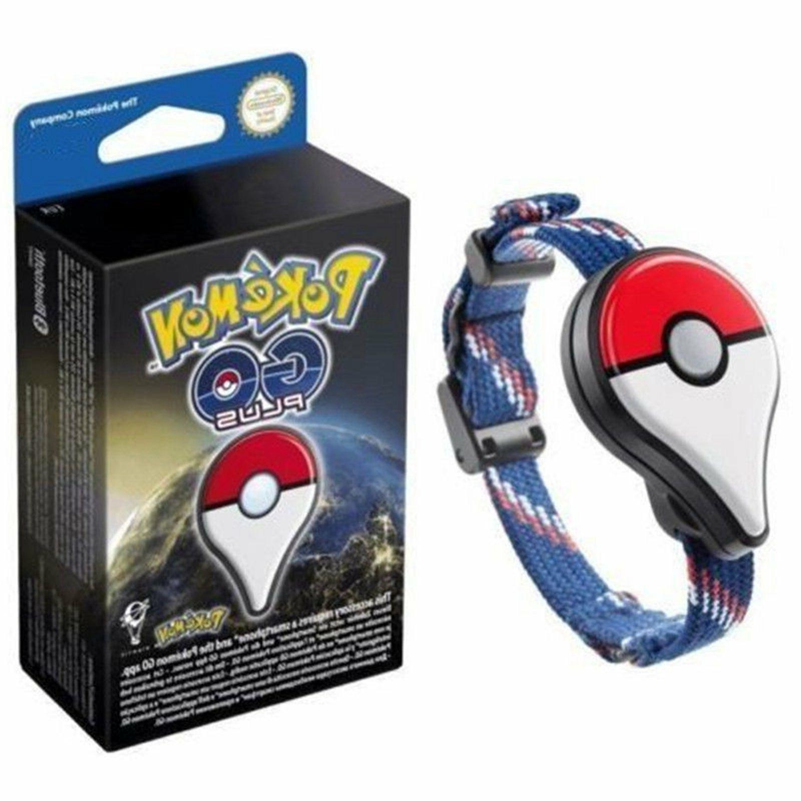 2 Pack Pokemon Plus Bluetooth wristband watch accessories