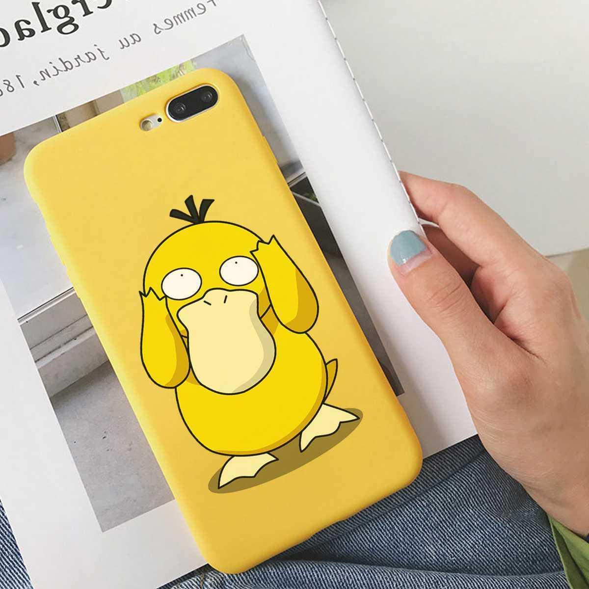 Pokemon Go Game TPU Cover For iPhone11 Pro X XS