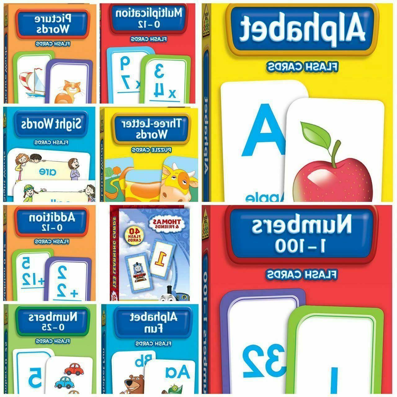 Hinkler School Learning Flash Packs 4 15%