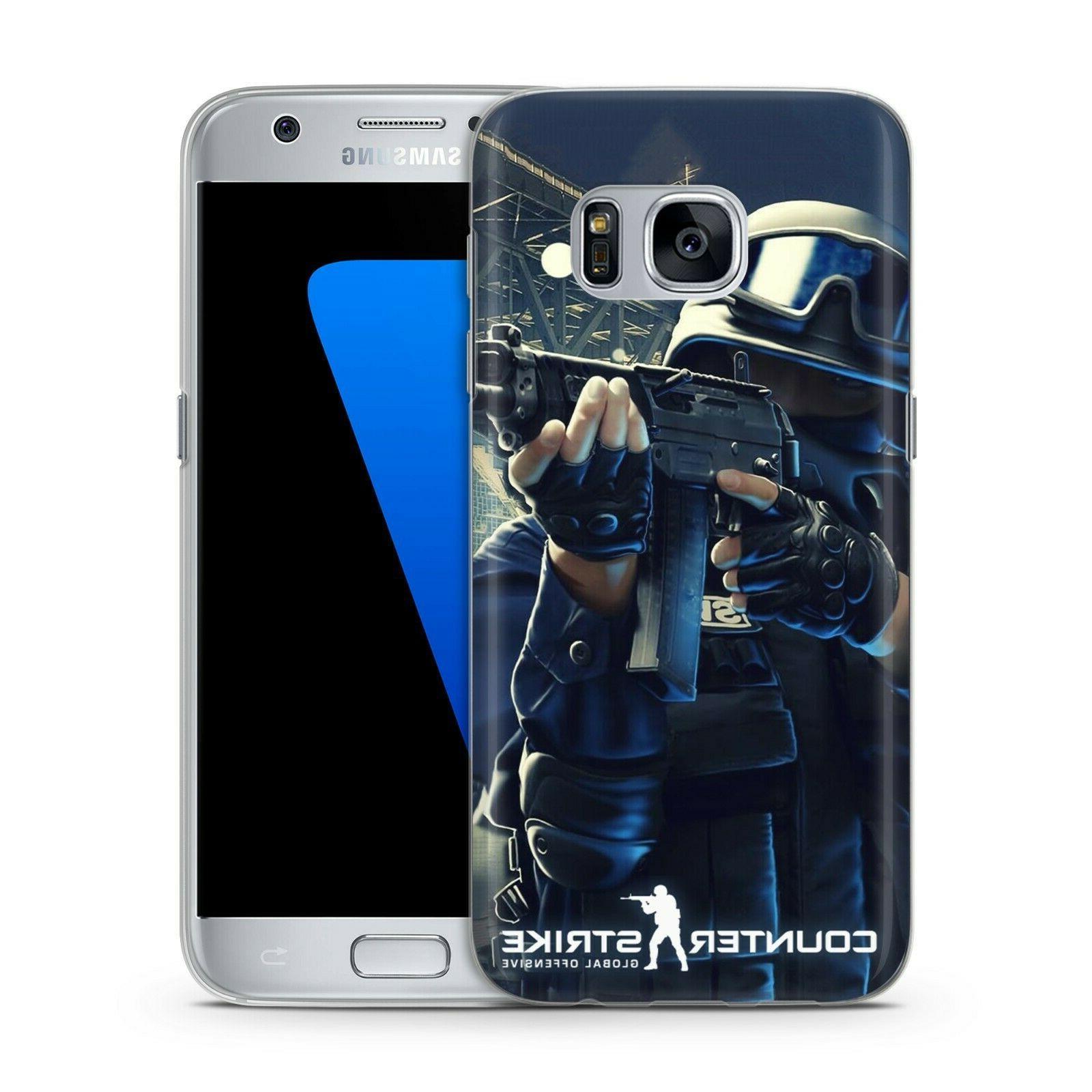 Shooter CS GO Case Cover For Samsung J Models