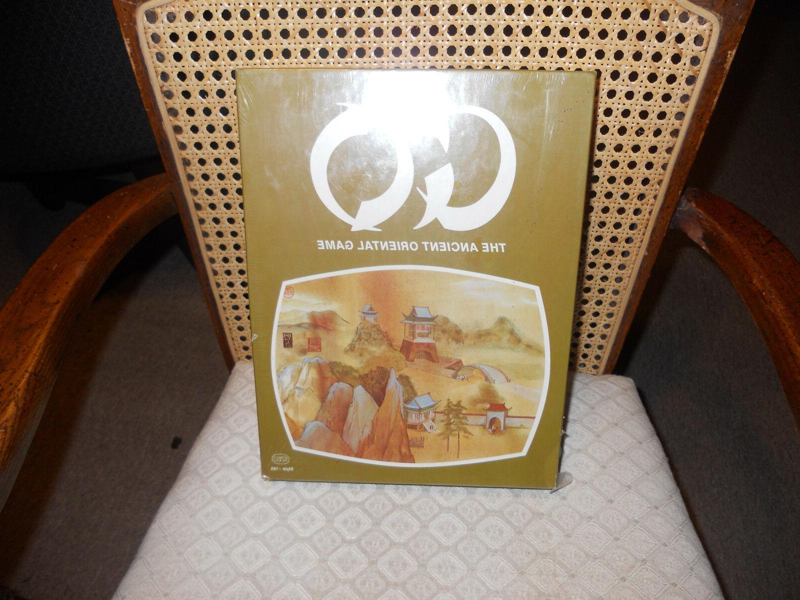 vintage 1974 go game the ancient oriental
