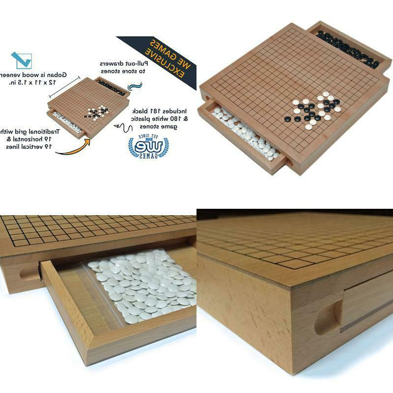 we games wood go set with pull