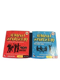 Loaded Questions Pop Culture & On the Go Card Game by All Th