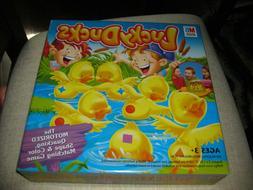 Lucky Ducks Electronic Merry Go Round Game Milton Bradley 20